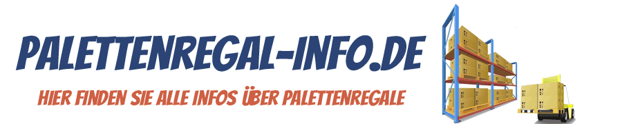 Palettenregal Info